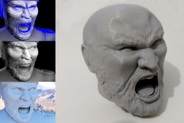 Etapas de projeto 3D